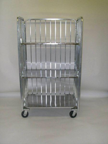 360 Dozen Egg Carts