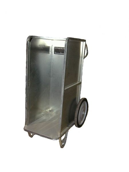 Newspaper Carrier Cart